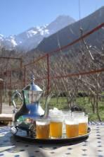 Tee in Imlil
