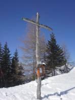 Nebelkreuz, Rast in der tollen Frühjahrssonne