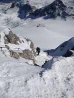Gipfelgang via Klettersteig