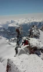 Gipfelgegend