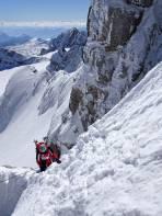 Sicherungen unter Schnee