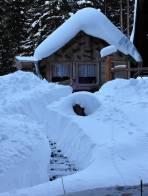 Gute Schneelage in der Eisenerzer Ramsau