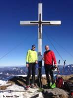 Maiereck Gipfel
