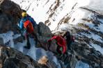 Gipfelgrat Wildspitze