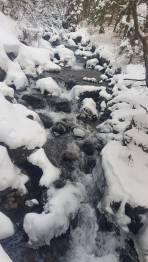Winterlicher Zinkenbach