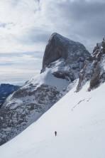 Aufstieg vorm Beilstein