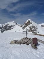 Vom Gipfel Blick Richtung Westen