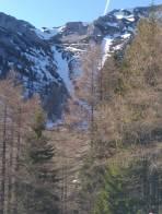 Blick vom Siebenbrunner Kessel auf den karlgraben