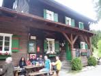 Apres Ski beim Almtalerhaus
