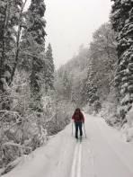 Herrliche Winterruhe