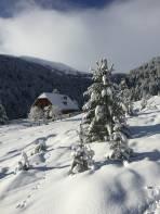 Winteridyll Linderalm