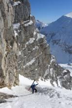 Ausstieg Eiskar II