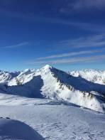 Hohenwart vom Gipfel aus