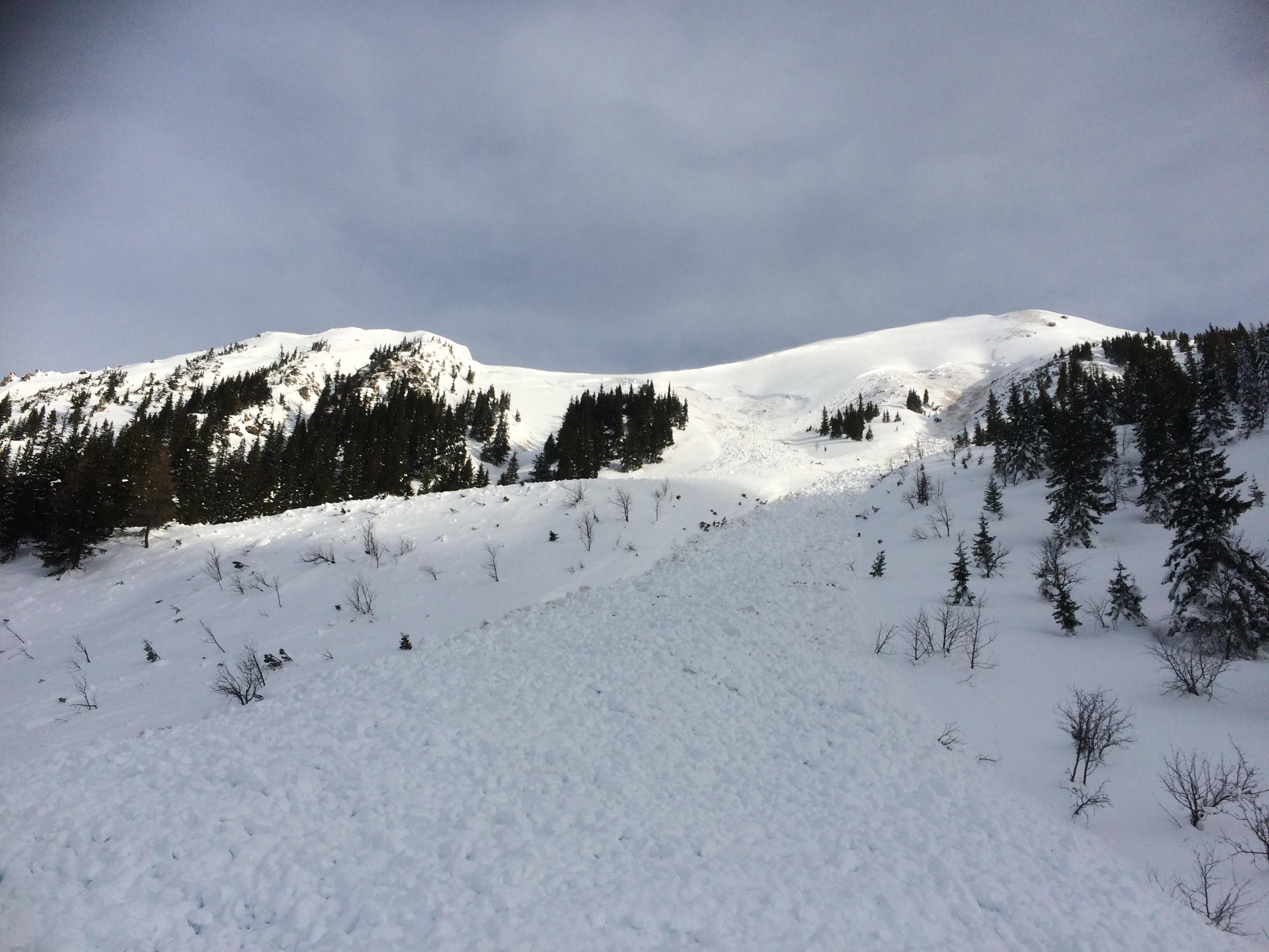 Lawine Steiermark