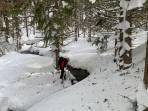 Hindernisse bereichern unsere Skitouren