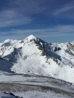 Hohenwart vom Gipfel aus gesehen
