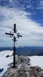Gipfel Großer Woising