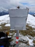Im Gipfelbuch am Griesmoarkogel ist noch viel freier Platz.