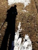 Herausforderung - Schneemangel