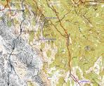 Unser Biwakplatz am Dachsteinplateau war bei den Rumpler Seeleins auf knapp 1.900 m, unweit des weltberühmten Futbründls (siehe Karte).                ;-) Apropos:         Voriges Jahr war ich in Hallstatt auf einem narrischen Jagasteig, de