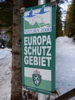 Es ist immer wieder schön in einem Europa-Schutz-Gebiet eine Tour zu gehen.