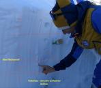 Übersicht  - Profil - 1 m Schneehöhe