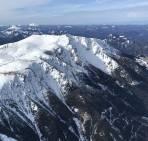 Schneeberg Riesen (Lawine in Breiter Ries aus Roter Schütt Flanke)