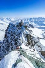 am Klein Glockner 3770m