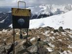 Gipfel mit Glocke