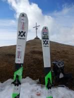 Im Gipfelbereich vom 1683 m hohen Hochanger.